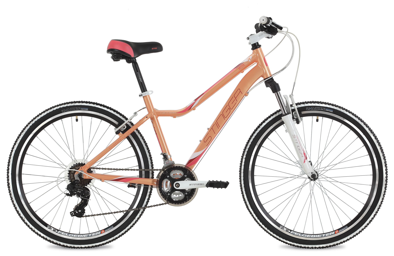 Велосипед Stinger Vesta Std 26 2018 велосипед stark vesta 26 1 s 2018