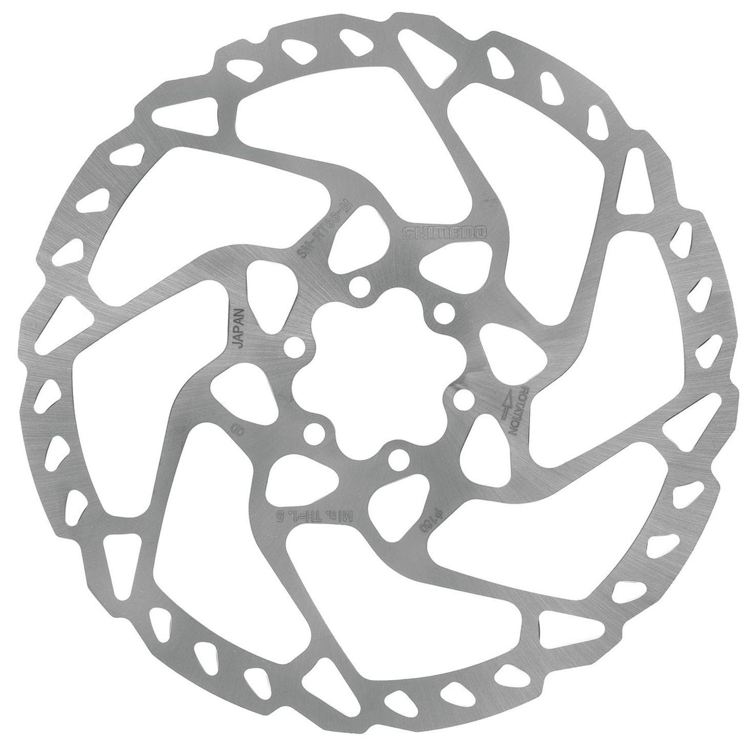 Запчасть Shimano Shimano Тормозной диск 6-болт.