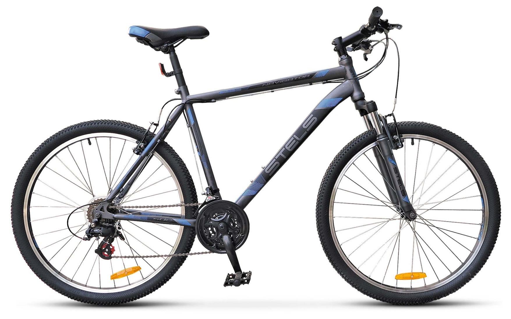 Велосипед Stels Navigator 500 V 26 (V020) 2019 велосипед stels navigator 550 v 26 v030 2017