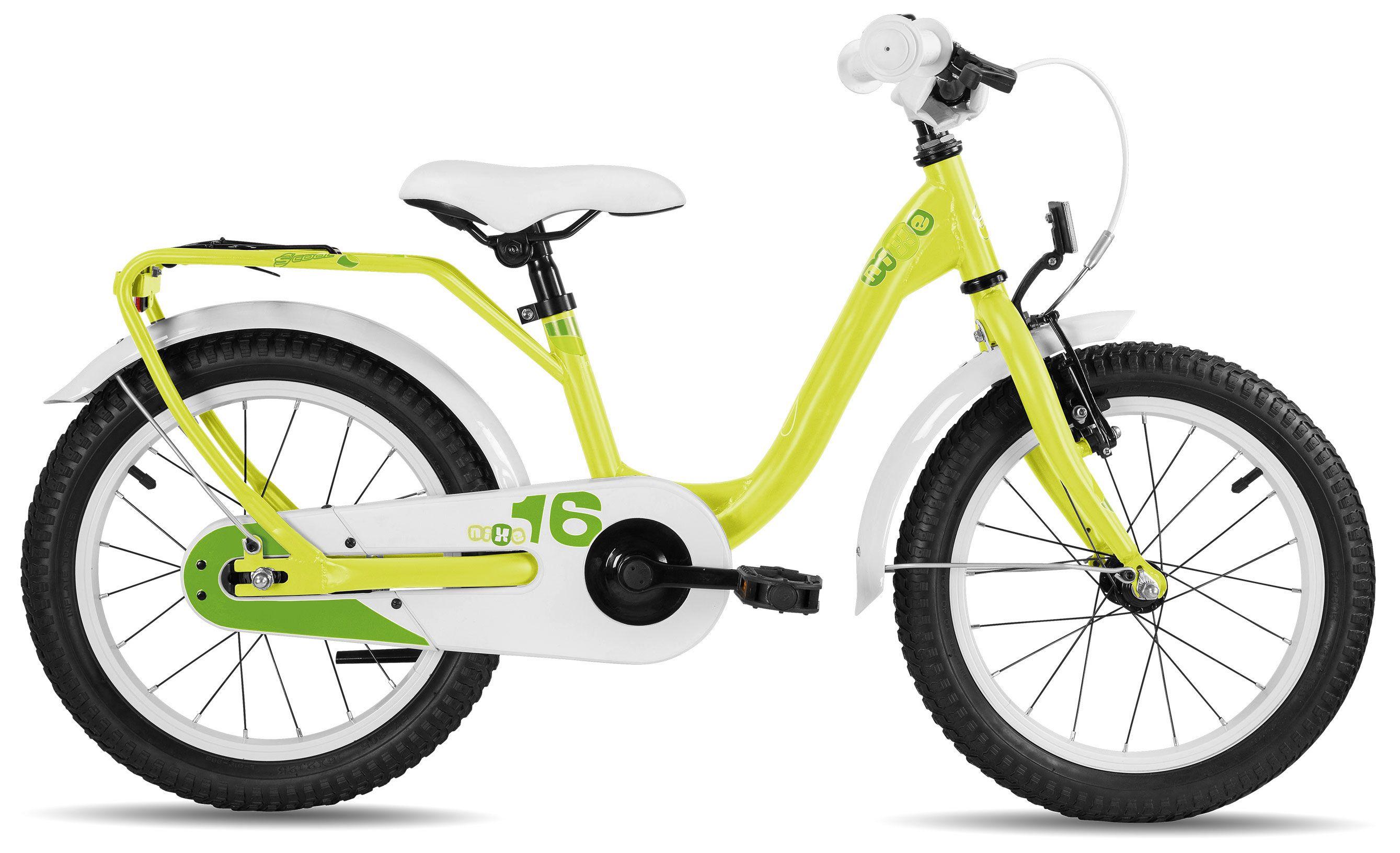 Велосипед Scool niXe 16 steel 2017 велосипед scool nixe 12 steel 2016