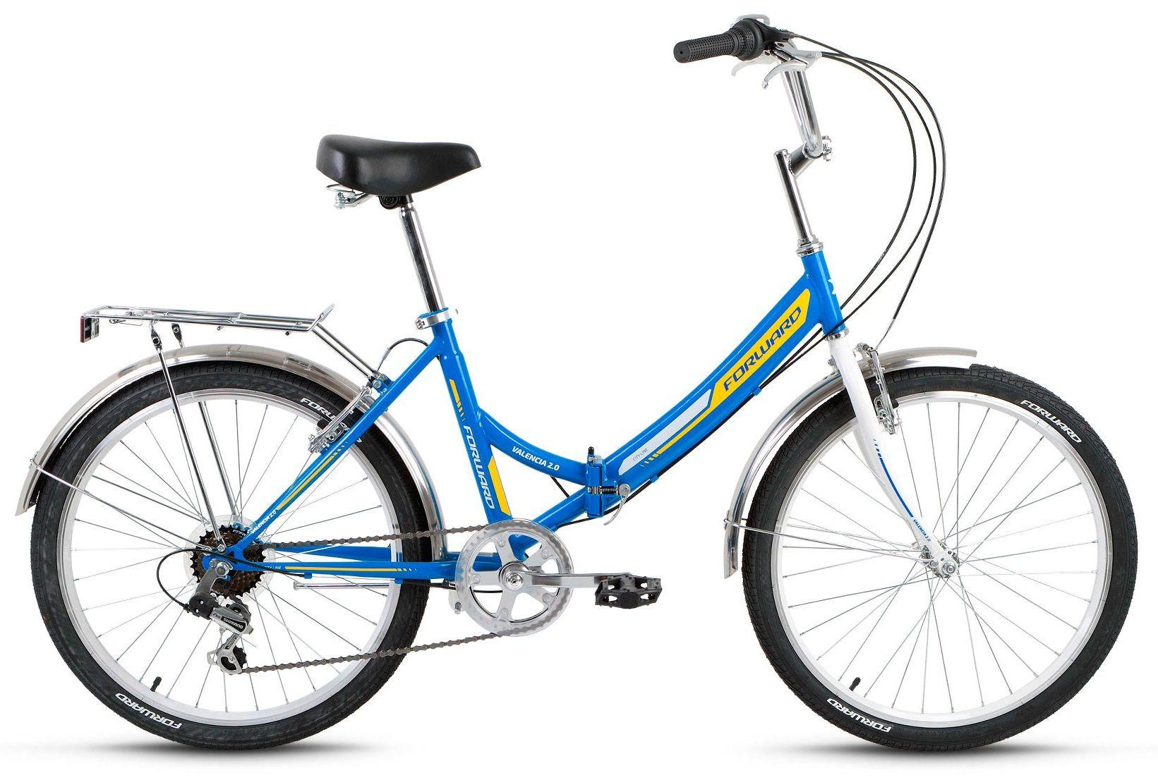 Велосипед Forward Valencia 2.0 2018 forward valencia 1 0 16 2017 blue