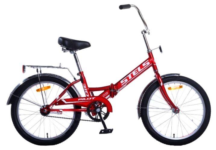 где купить Велосипед Stels Pilot-310 20 (Z011) 2017 дешево