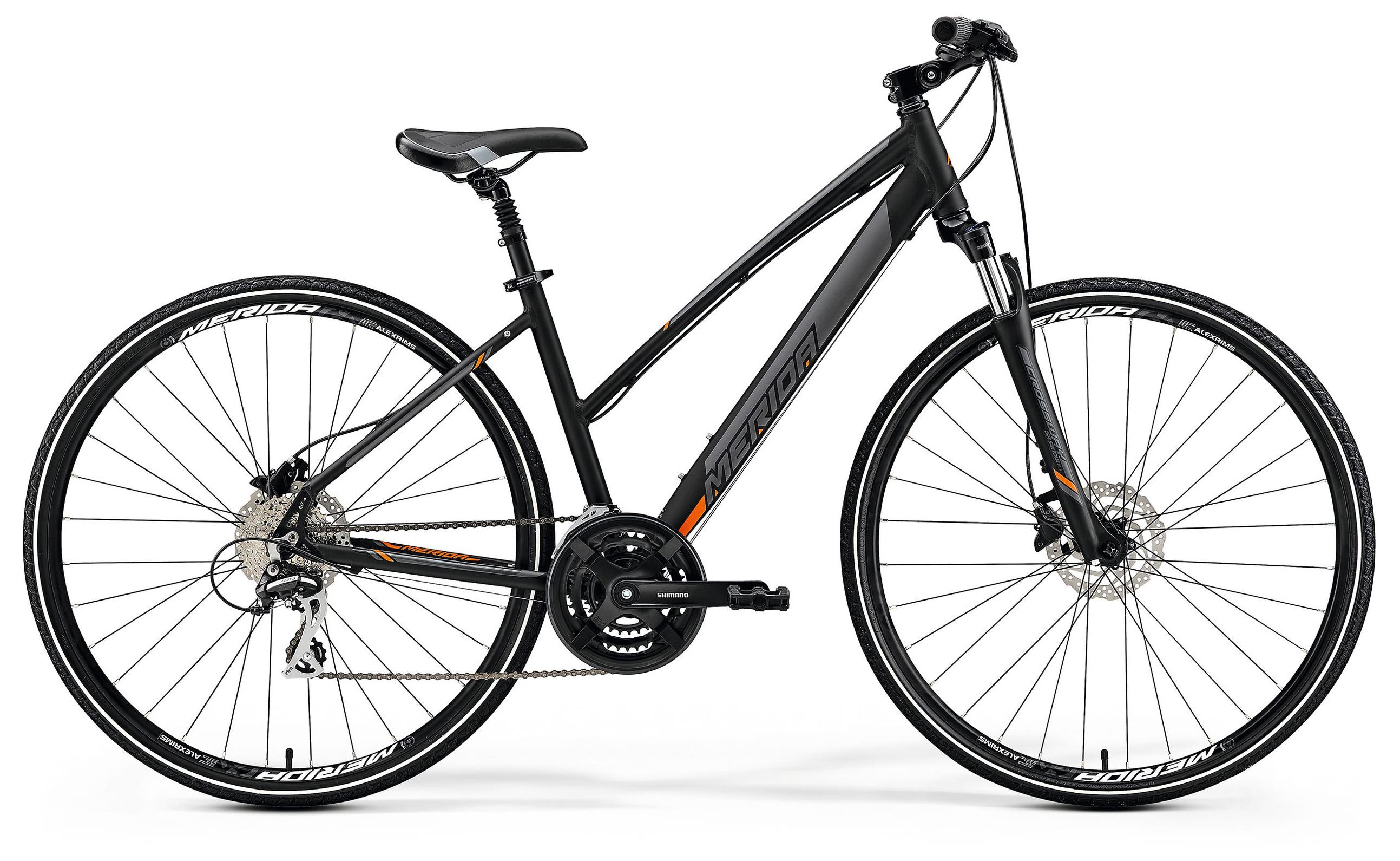 Велосипед Merida Crossway 20-D Lady 2019