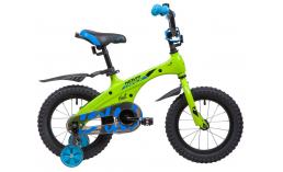Детский велосипед от 1 до 3 лет  Novatrack  Blast 14  2019