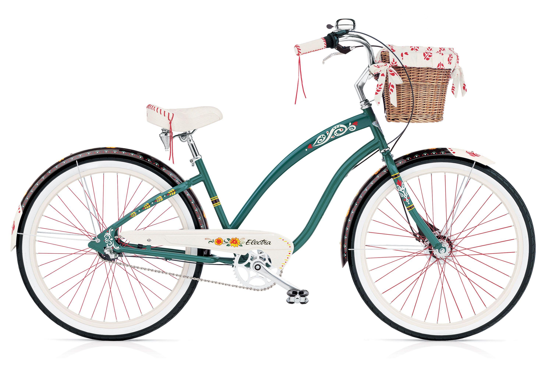 Велосипед Electra Gypsy 3i ladies 2017 велосипед electra britania ladies 2017