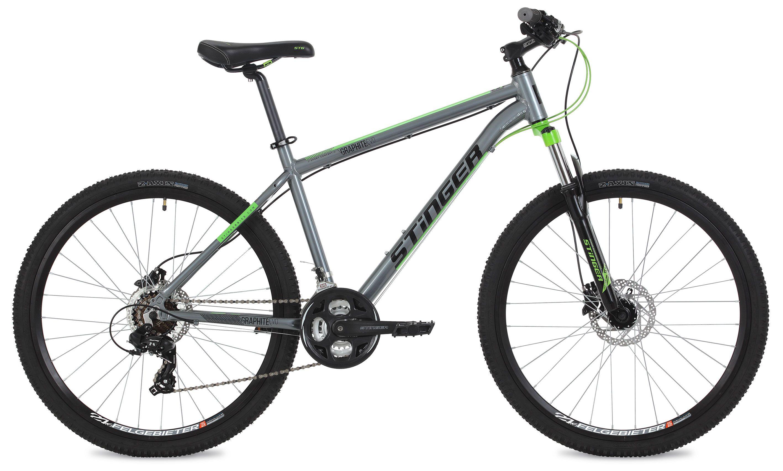Велосипед Stinger Graphite Evo 27,5 2018