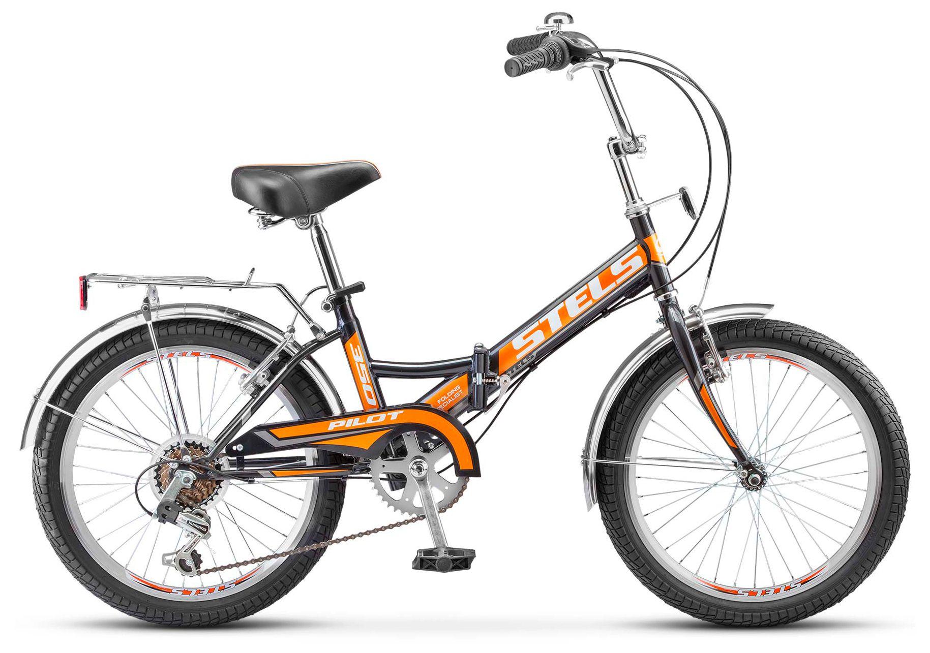 Велосипед Stels Pilot-350 20 (Z011) 2017