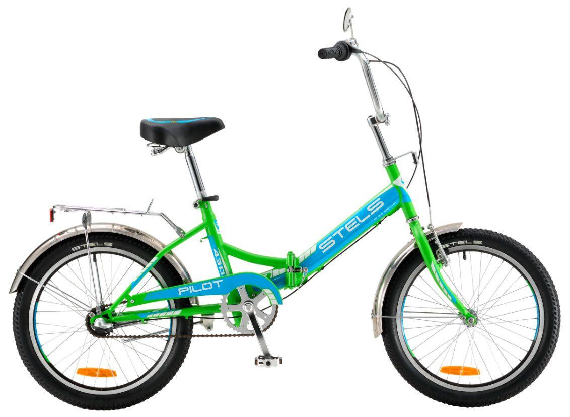 Велосипед Stels Pilot 430 20 (V010) 2018 велосипед stels talisman chrome 16 2013