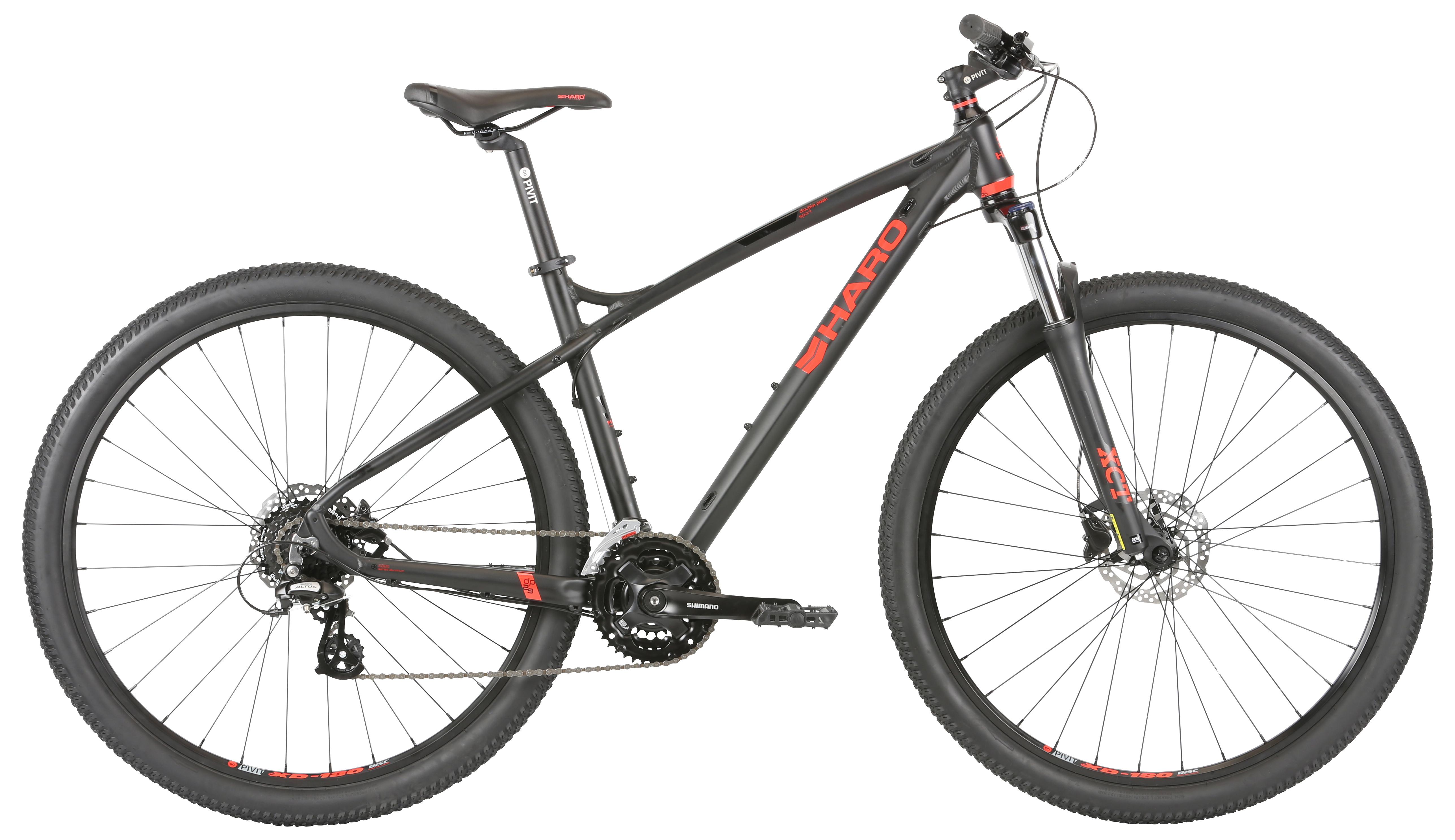 Велосипед Haro DoublePeak 29 Sport 2019 цена