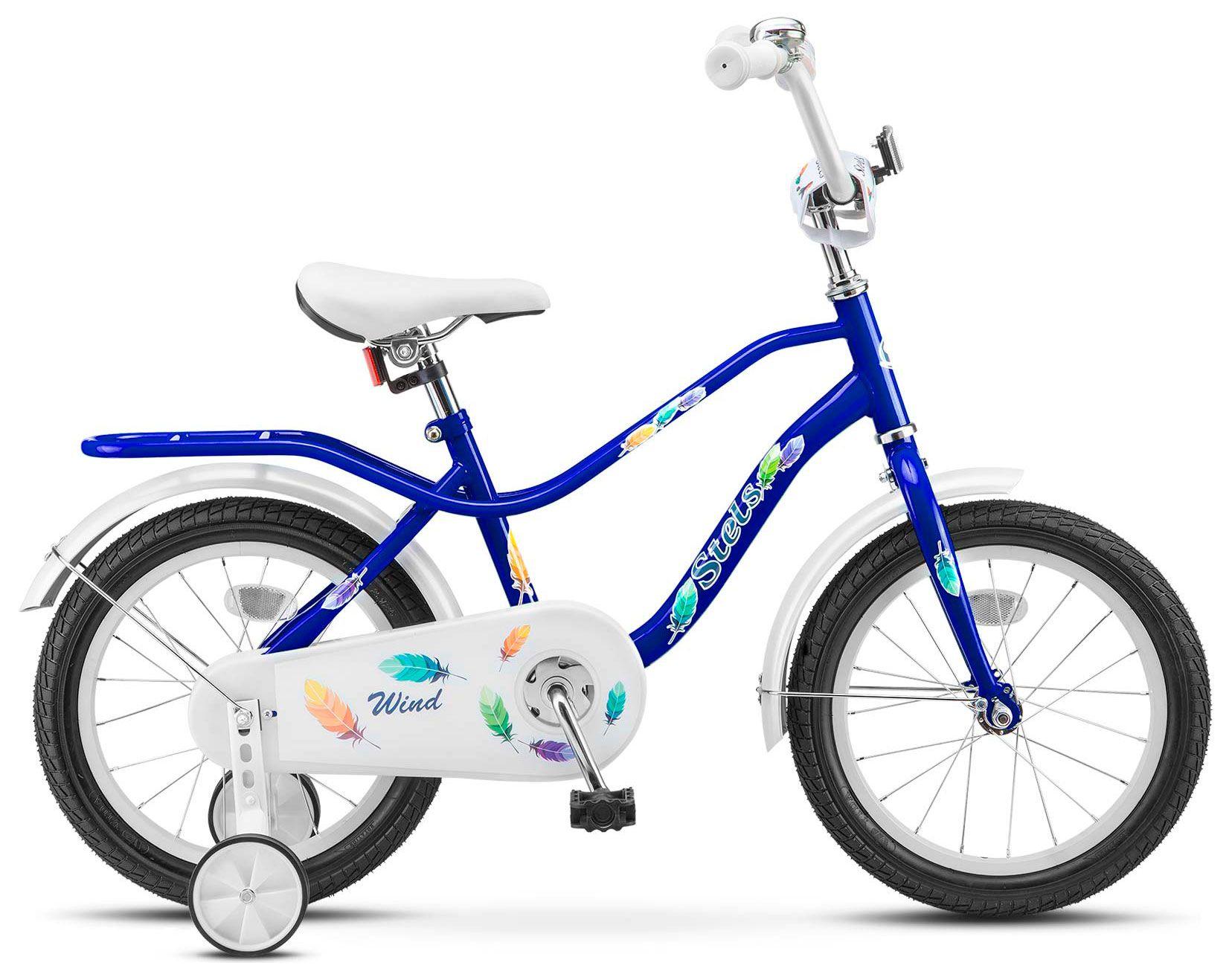 Велосипед Stels Wind 16 2018 велосипед stels crosswind 26 21 sp z010 2018