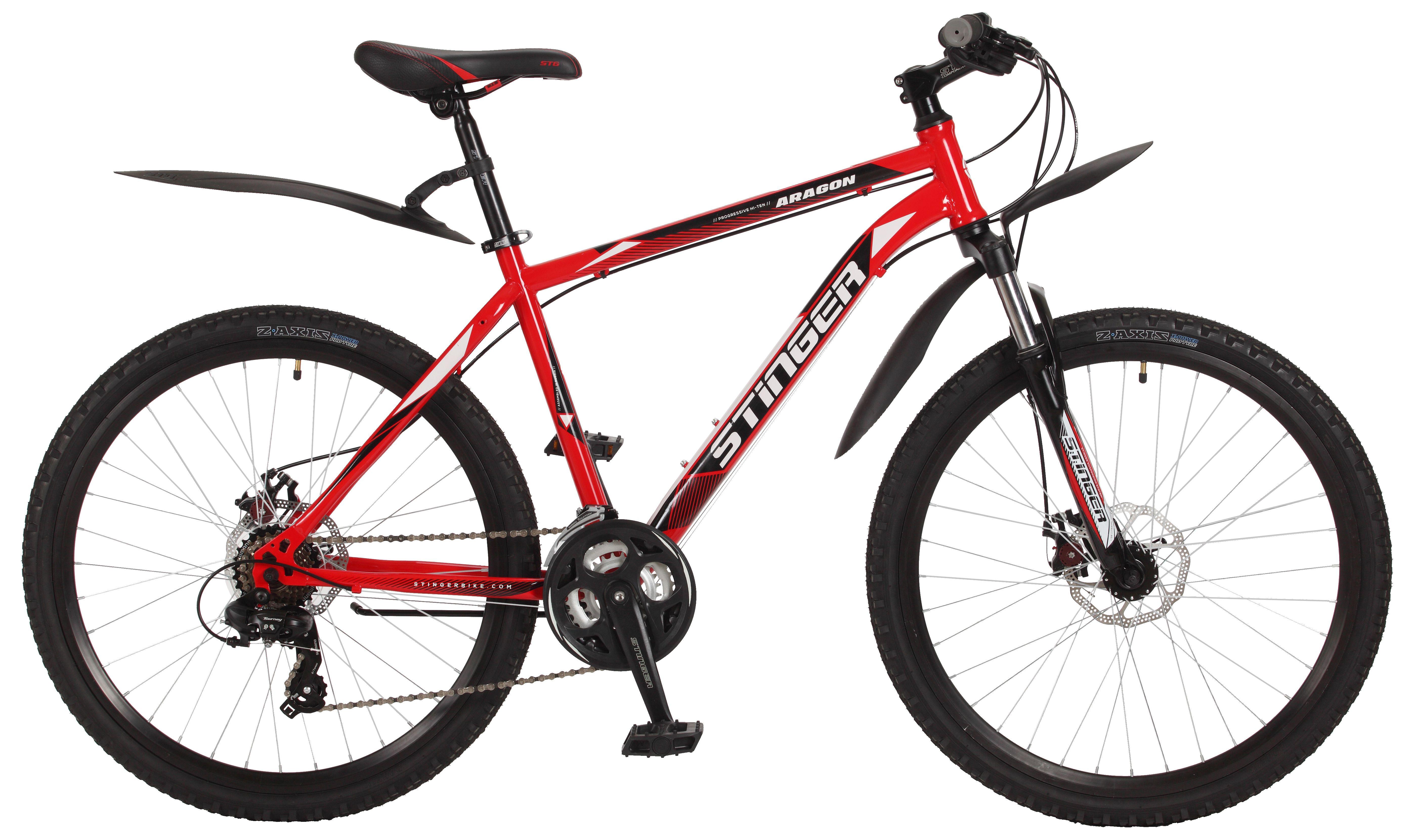 Велосипед Stinger Aragon 26 2017