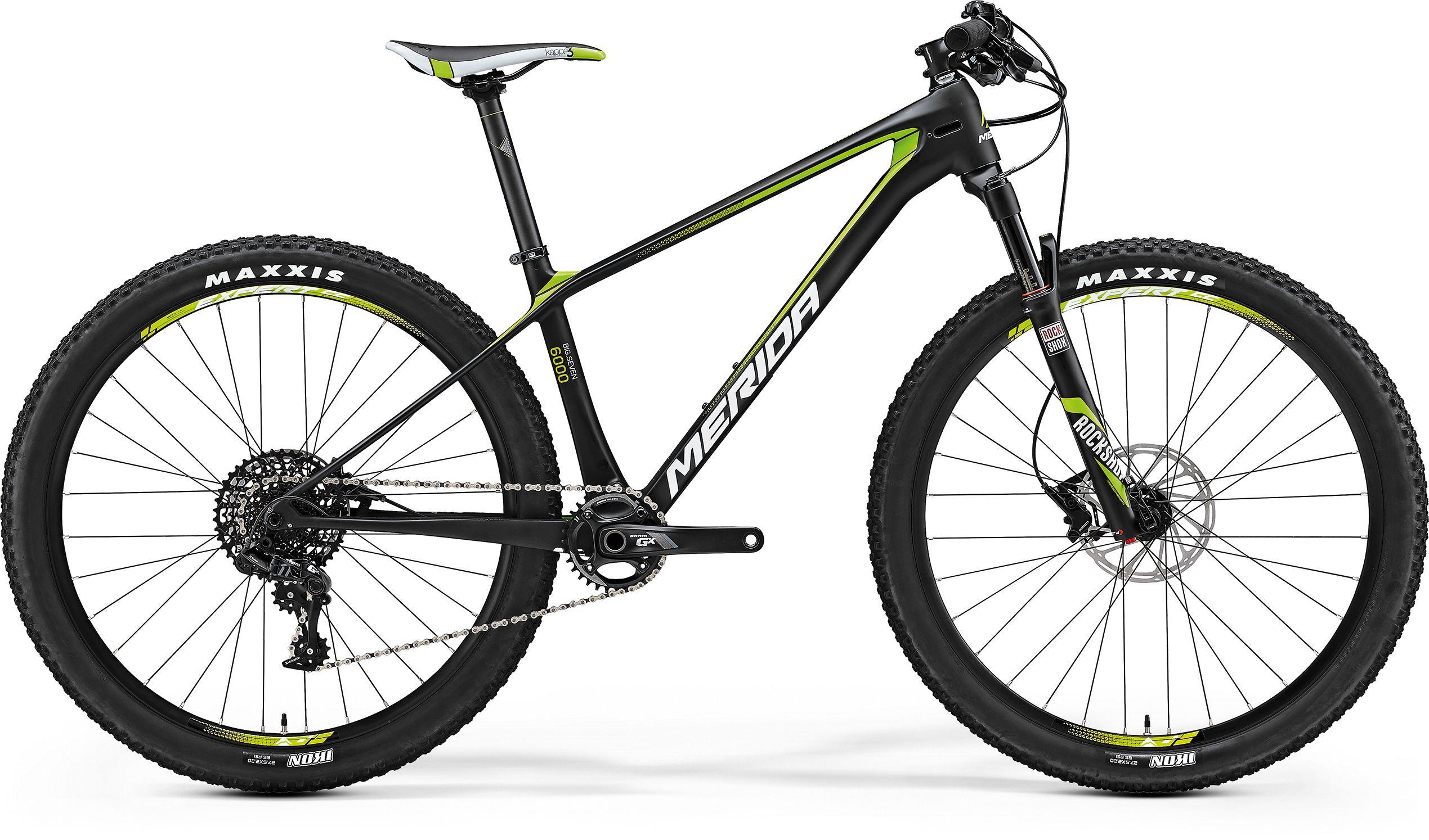 Велосипед Merida Big.Seven 6000 2017