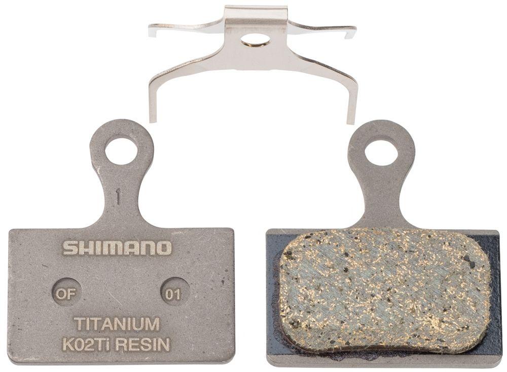 Товар Shimano K02Ti (Y8PU98010),  тормоза и колодки  - артикул:286905