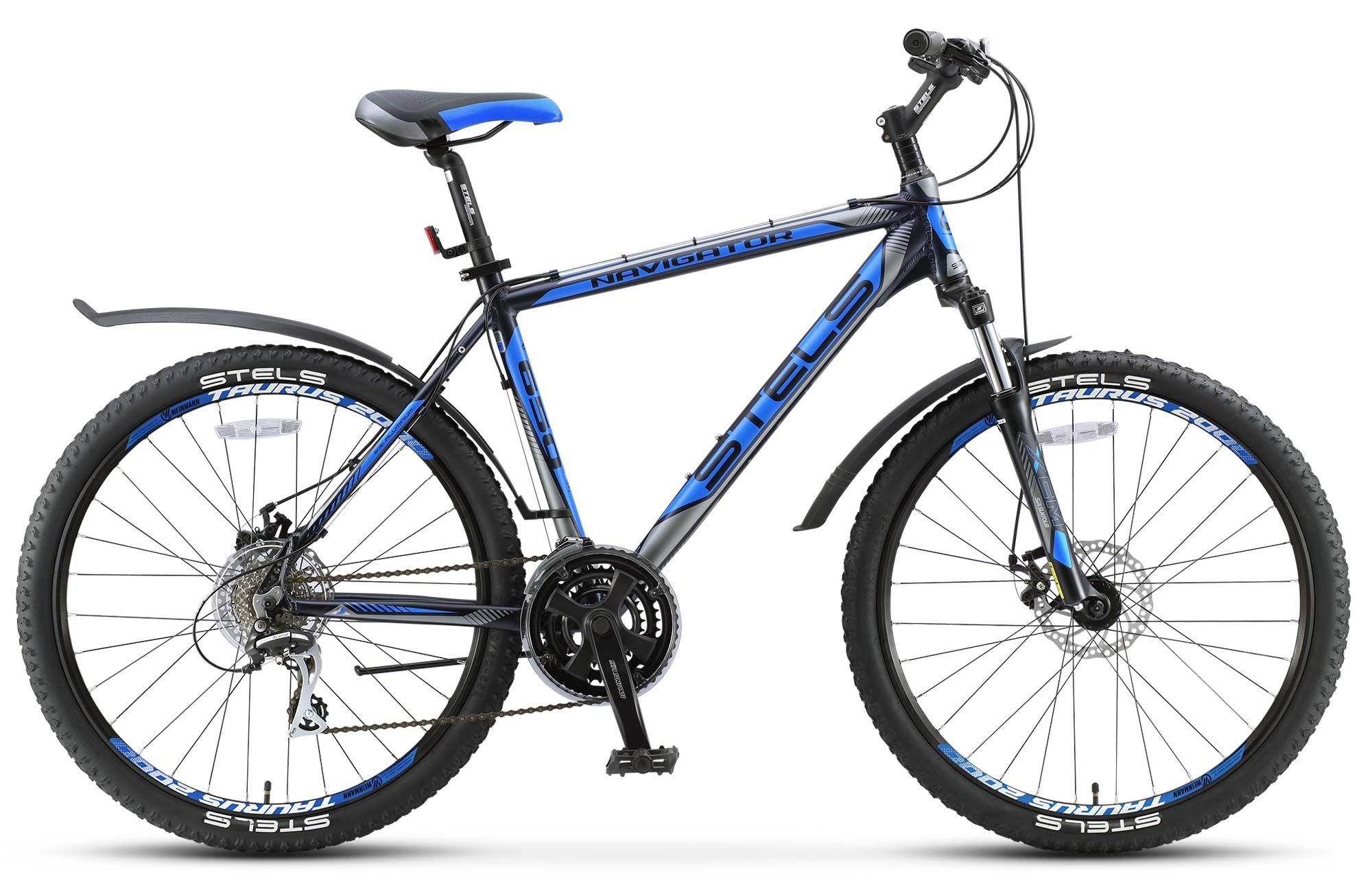 Велосипед Stels Navigator 650 MD 26 2016 велосипед stels navigator 850 md 2016