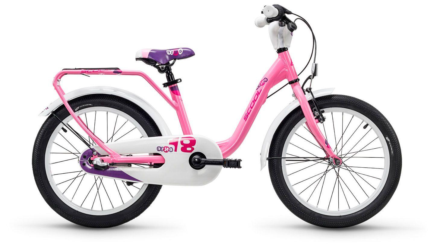 купить Велосипед Scool niXe alloy 18 1-S 2018 по цене 14490 рублей