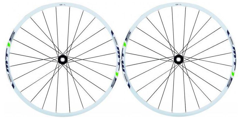 Запчасть Shimano MT15A, 27,5 (EWHMT15AFR7WC),  колеса в сборе  - артикул:286087