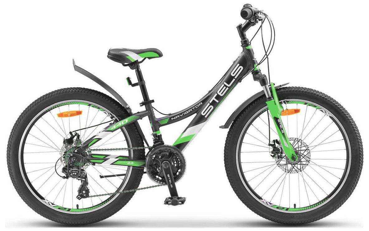 Велосипед Stels Navigator 440 MD 24 (V010) 2018 велосипед stels navigator 380 2016