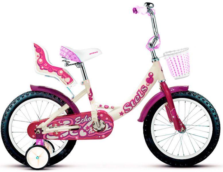 Велосипед Stels Echo 16 (V020) 2018,  Детские  - артикул:293409