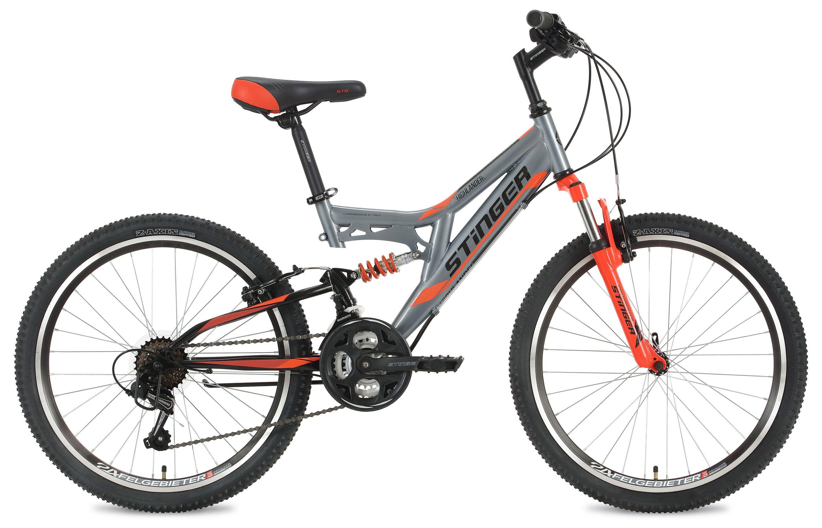 Велосипед Stinger Highlander 24 2018
