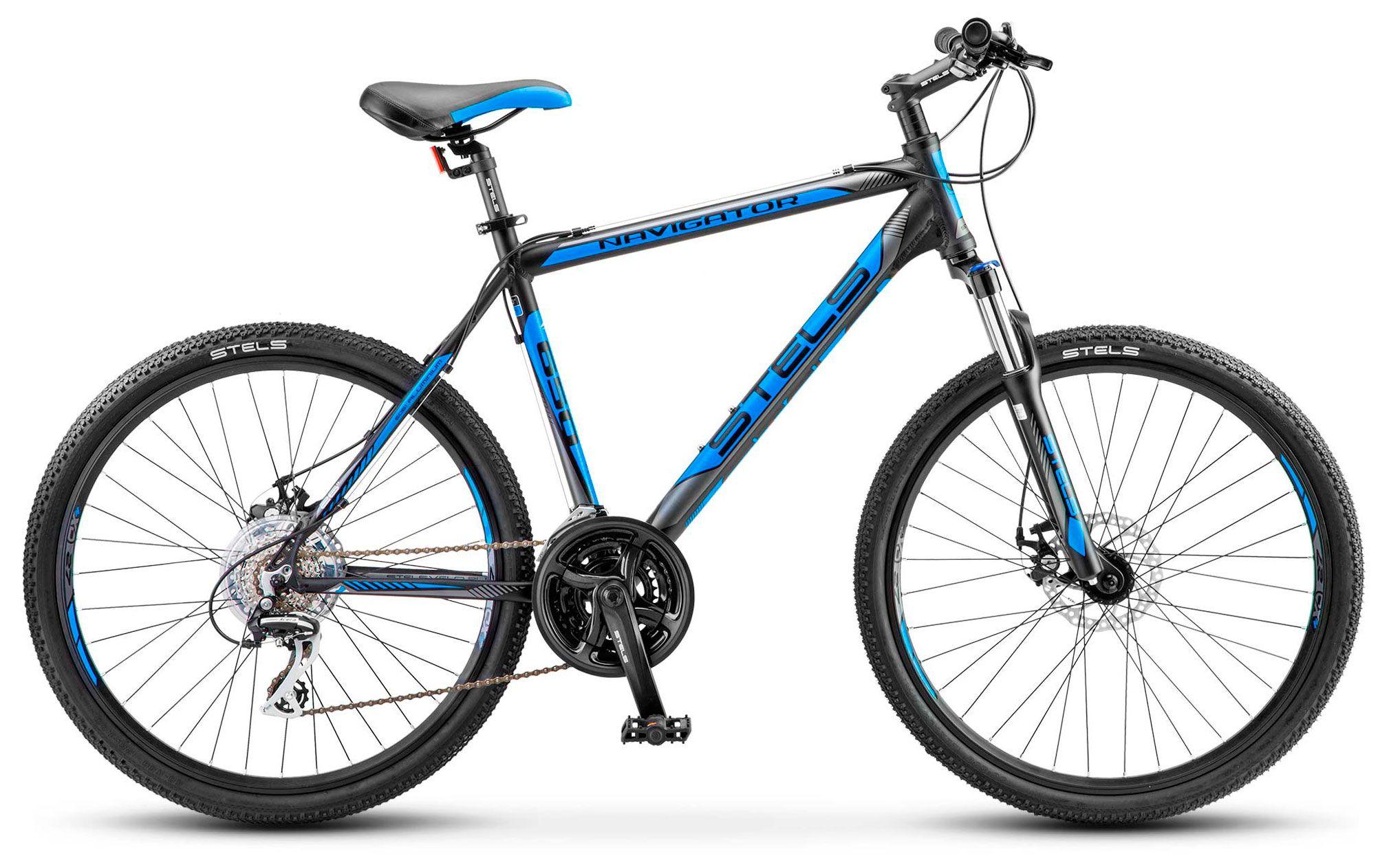 Велосипед Stels Navigator 650 MD 26 (V030) 2018 велосипед stels challenger v 2016