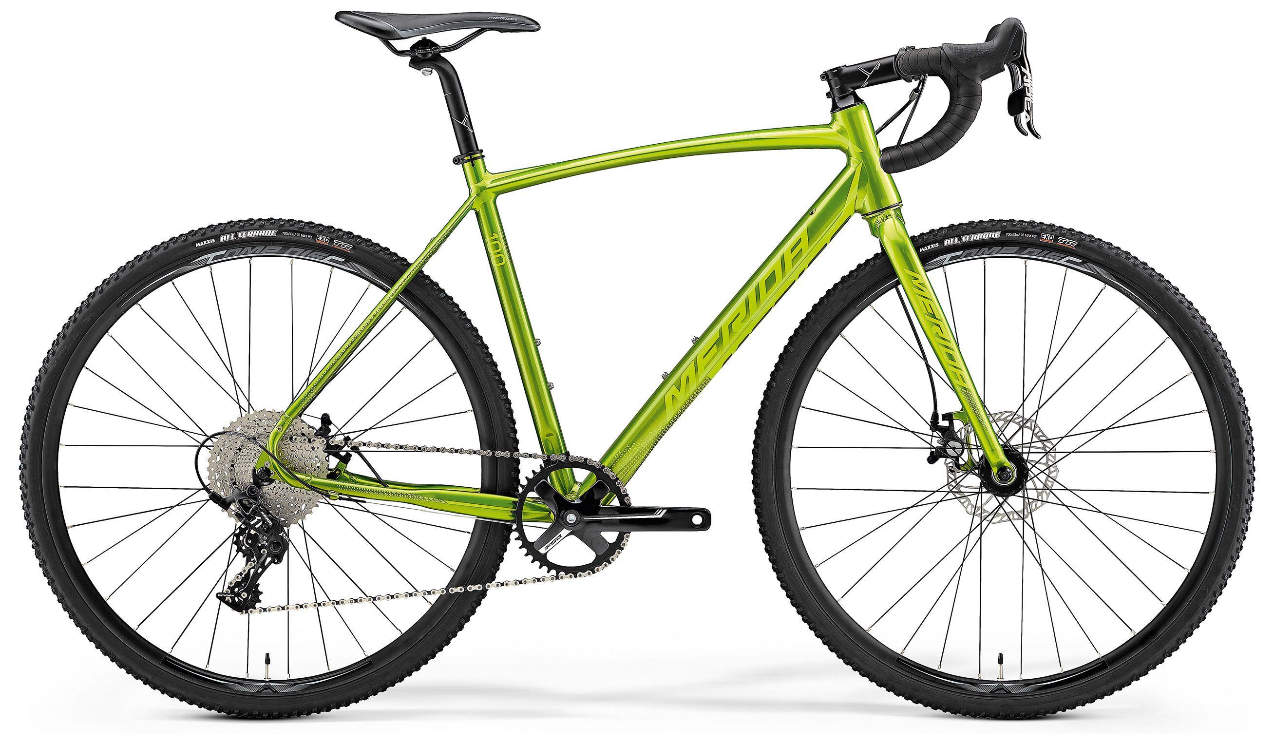 Велосипед Merida Cyclo Cross 100 2018