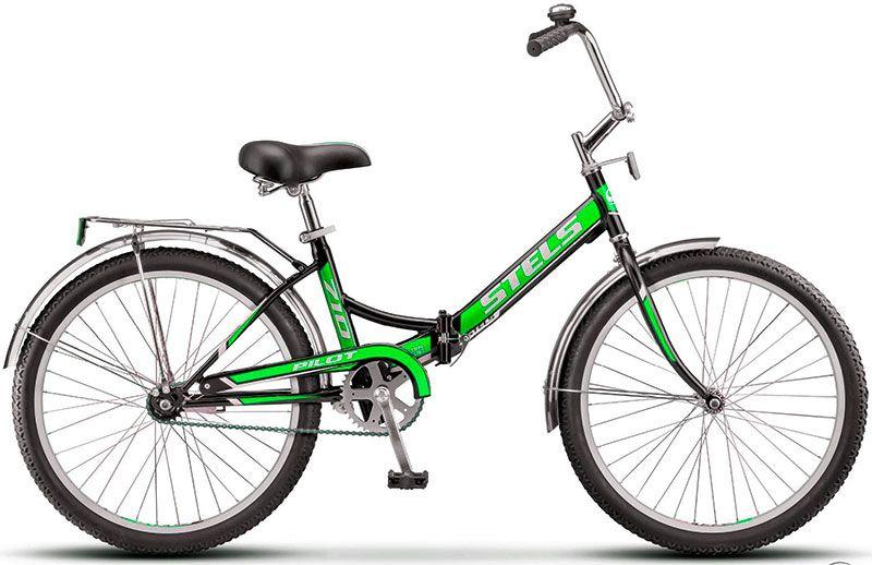 Велосипед Stels Pilot 710 2016 stels pilot 710 24 рама 16 белый синий
