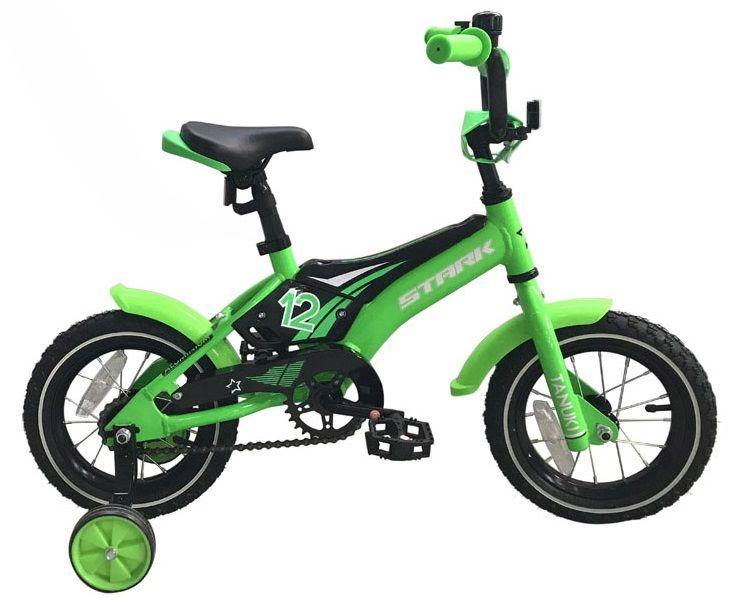 Велосипед Stark Tanuki 12 Boy 2018,  Детские  - артикул:292788