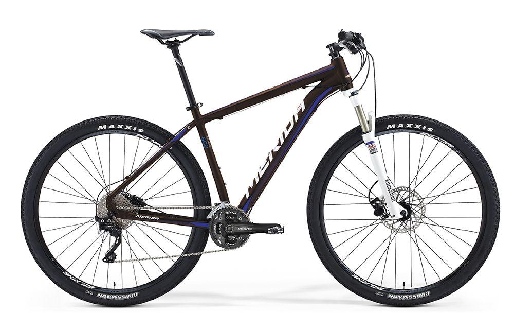 Велосипед MeridaГорные<br>ВЕЛОСИПЕД MERIDA BIG.NINE 600 (2016) – это обновленная модель, которая будет доступна совсем скоро. Впрочем, благодаря отличным эксплуатационным качествам, чрезвычайному удобству управления и превосходному современному дизайну эта модель уже собрала вокруг себя ажиотаж. Это горный велосипед, предназначенный для покорения самых разных вершин и езды по бездорожью. Здесь используются новейшие технологии, поэтому конструкция велосипеда имеет незначительный вес, отличается устойчивостью к деформациям и хорошо переносит длительные перевалы. Профессиональное оборудование полностью компенсирует ударные нагрузки.В нашем Интернет магазине Вы сможете купить ВЕЛОСИПЕД MERIDA BIG.NINE 600 (2016), а также другие модели подобного класса. Мы гарантируем качество каждой единицы продукции и обеспечим Вам оперативную доставку велобайка в любой город РФ.<br><br>year: 2016<br>пол: мужской<br>тип рамы: хардтейл<br>уровень оборудования: профессиональный<br>длина хода вилки: от 100 до 150 мм<br>блокировка амортизатора: да<br>рулевая колонка: BC OV Hset<br>вынос: Merida pro OS 5<br>руль: Merida pro OS, ширина 680 мм, R12<br>грипсы: Merida Screw on-Single<br>передний тормоз: Tektro Gimini, диаметр ротора 180 мм<br>задний тормоз: Tektro Gimini, диаметр ротора 160 мм<br>тормозные ручки: Attached<br>цепь: KMC X10<br>система: Shimano M612, 40-30-22<br>каретка: Attached<br>педали: XC pro, алюминиевый сплав<br>ободья: Merida Big Nine comp D<br>передняя втулка: Bearing Disc<br>задняя втулка: Bearing Disc Cassette<br>спицы: Нержавеющая сталь, черные<br>передняя покрышка: Maxxis IKON, 29<br>задняя покрышка: Maxxis IKON, 29<br>седло: Merida Sport 5<br>подседельный штырь: Merida pro H SB0, 27.2 мм<br>кассета: Shimano CS-HG50-10, 11-36<br>манетки: Shimano Deore<br>рама: Big 9 TFS BC-single<br>вилка: Rock Shox 30Gold TK29, remote, ход 100 мм<br>тип заднего амортизатора: без амортизатора<br>цвет: оранжевый<br>размер рамы: 21&amp;amp;quot;<br>материал рамы: алюминий<br>тип тормозо