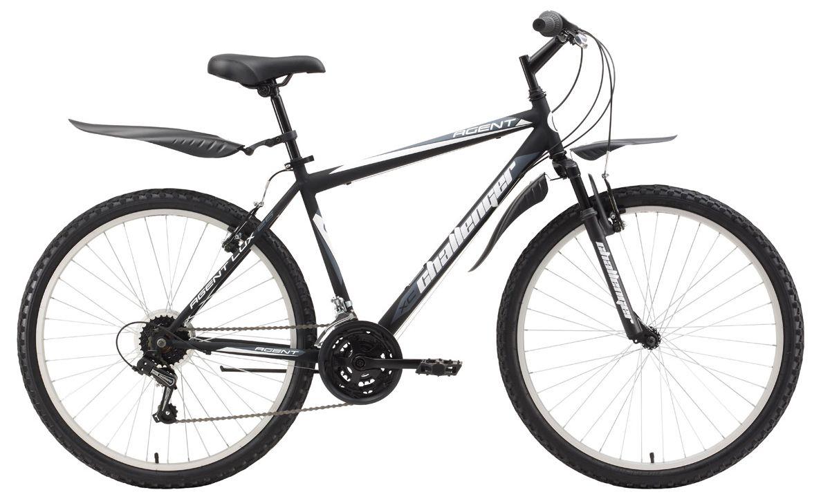 Велосипед Challanger Agent Lux 26 2017 велосипед challenger agent lux 26 черно серый 16