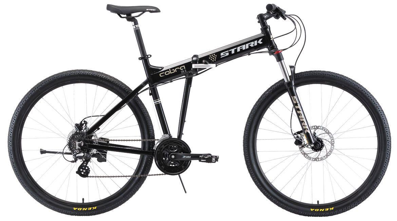 Велосипед Stark Cobra 29.3 HD 2018 велосипед stark armer 27 7 hd 2018