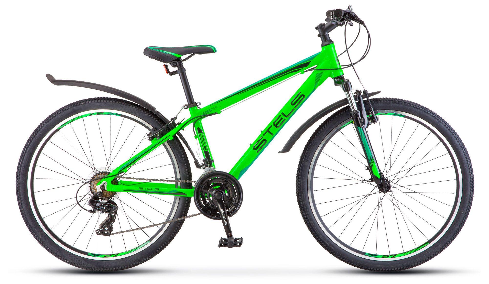 Велосипед Stels Navigator 620 V 26 (V010) 2018 stels navigator 250 gent 26 16