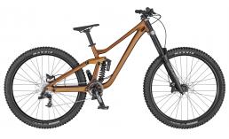 Фрирайд / даунхилл двухподвесный велосипед  Scott  Gambler 930  2020
