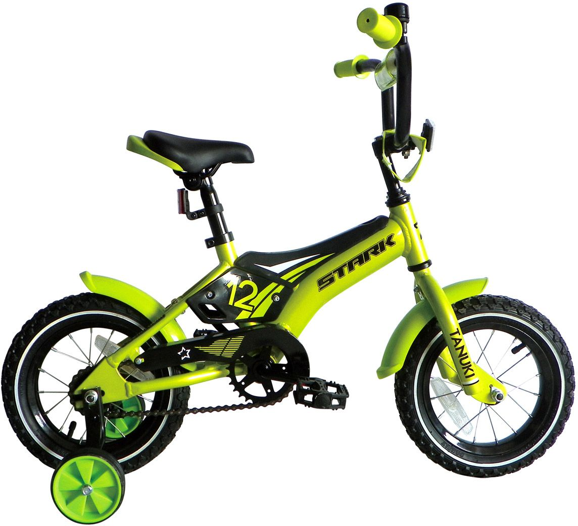 купить Велосипед Stark Tanuki 12 Boy 2017 недорого