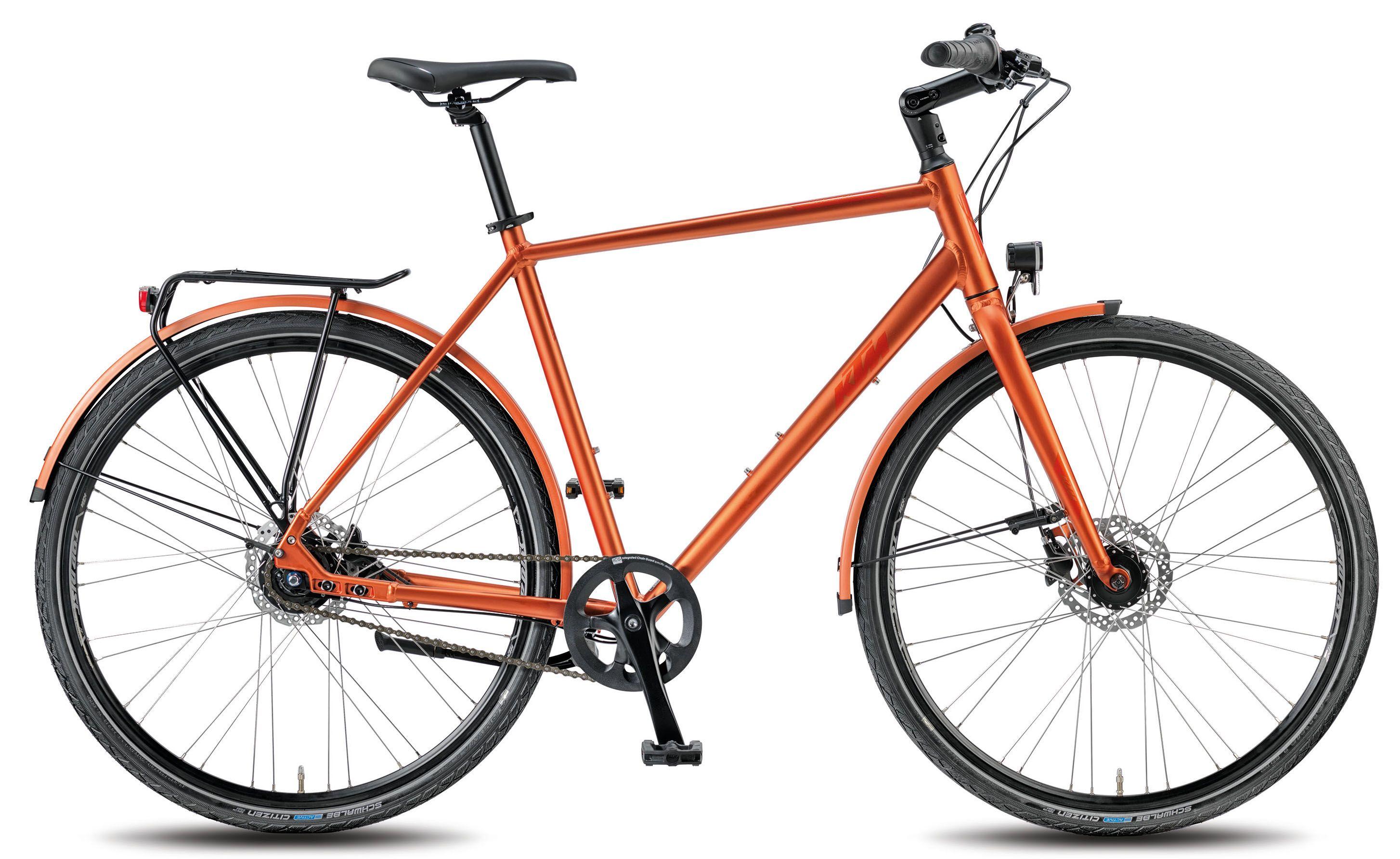Велосипед KTM Chester 28.7 HE 2018
