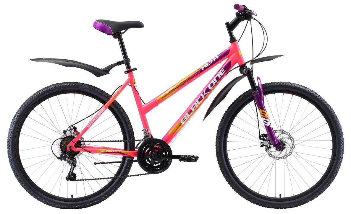 Велосипед Black One Alta 26 D 2018 велосипед black one onix 26 alloy 2017 черно зеленый 20