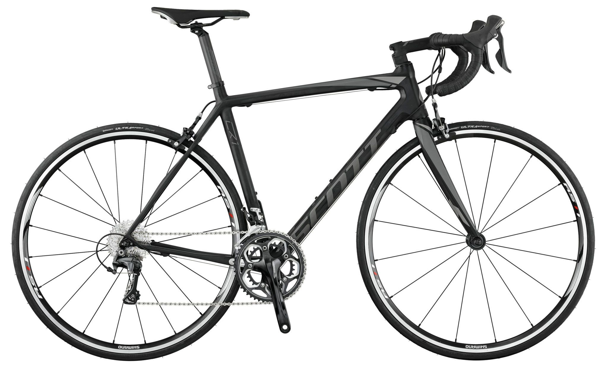 Велосипед Scott CR1 10 2017 sonance cr1