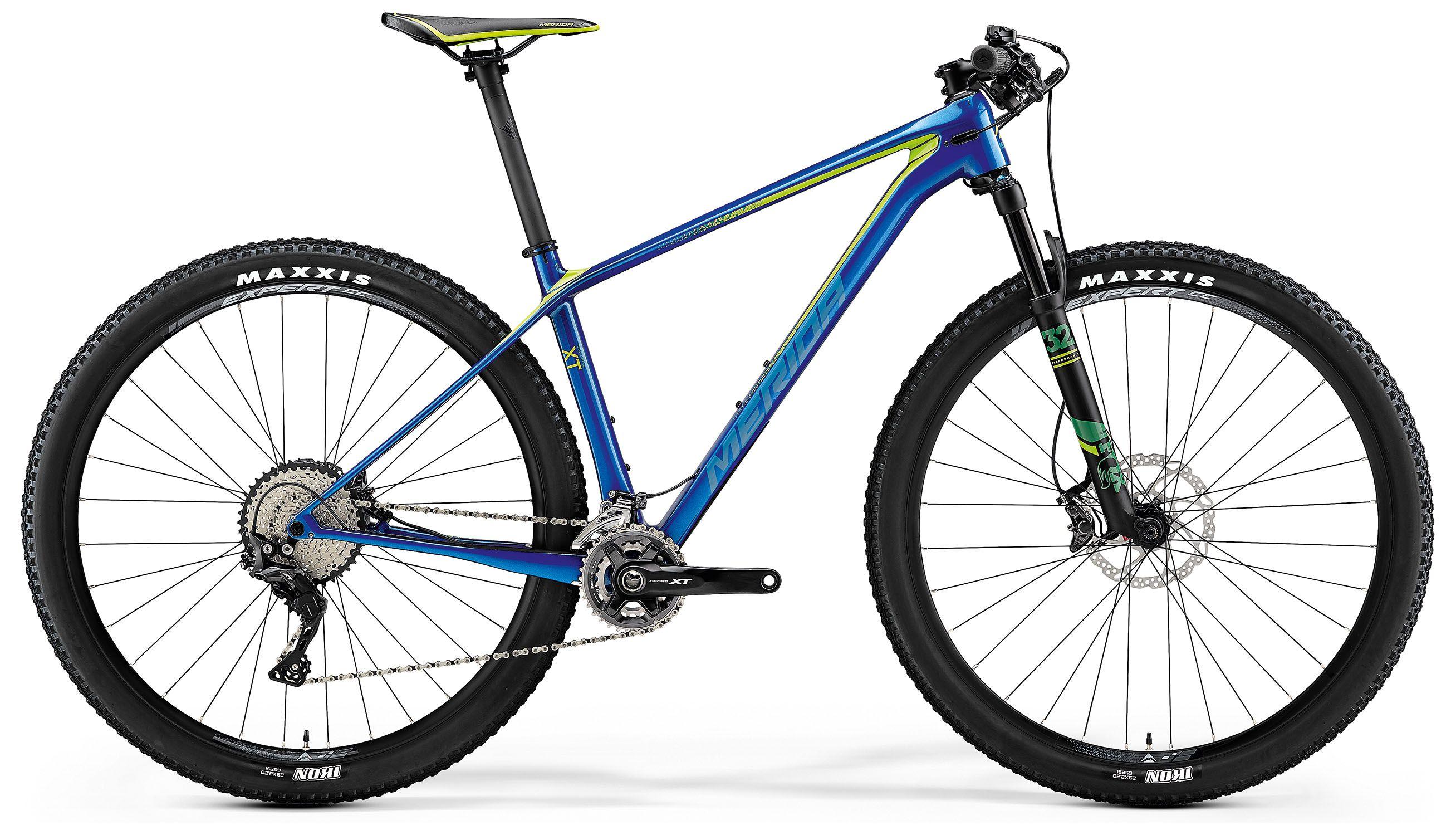 Велосипед Merida Big.Nine Xt 2018