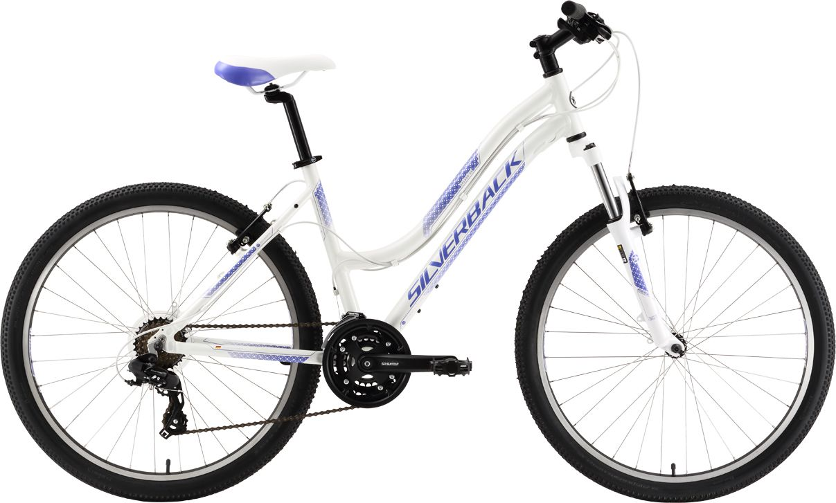 Велосипед Silverback Splash 26 2016 женский велосипед навигатор купить в пензе