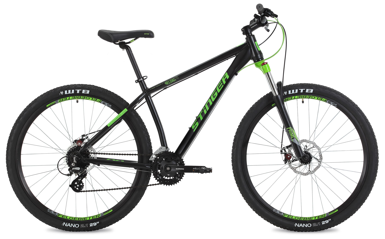 Велосипед Stinger Reload Std 29 2018 вилка apex forks zero std silver