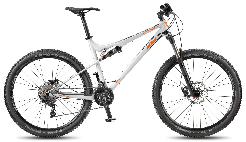 Велосипед KTM Lycan 274 3F LTD 2018