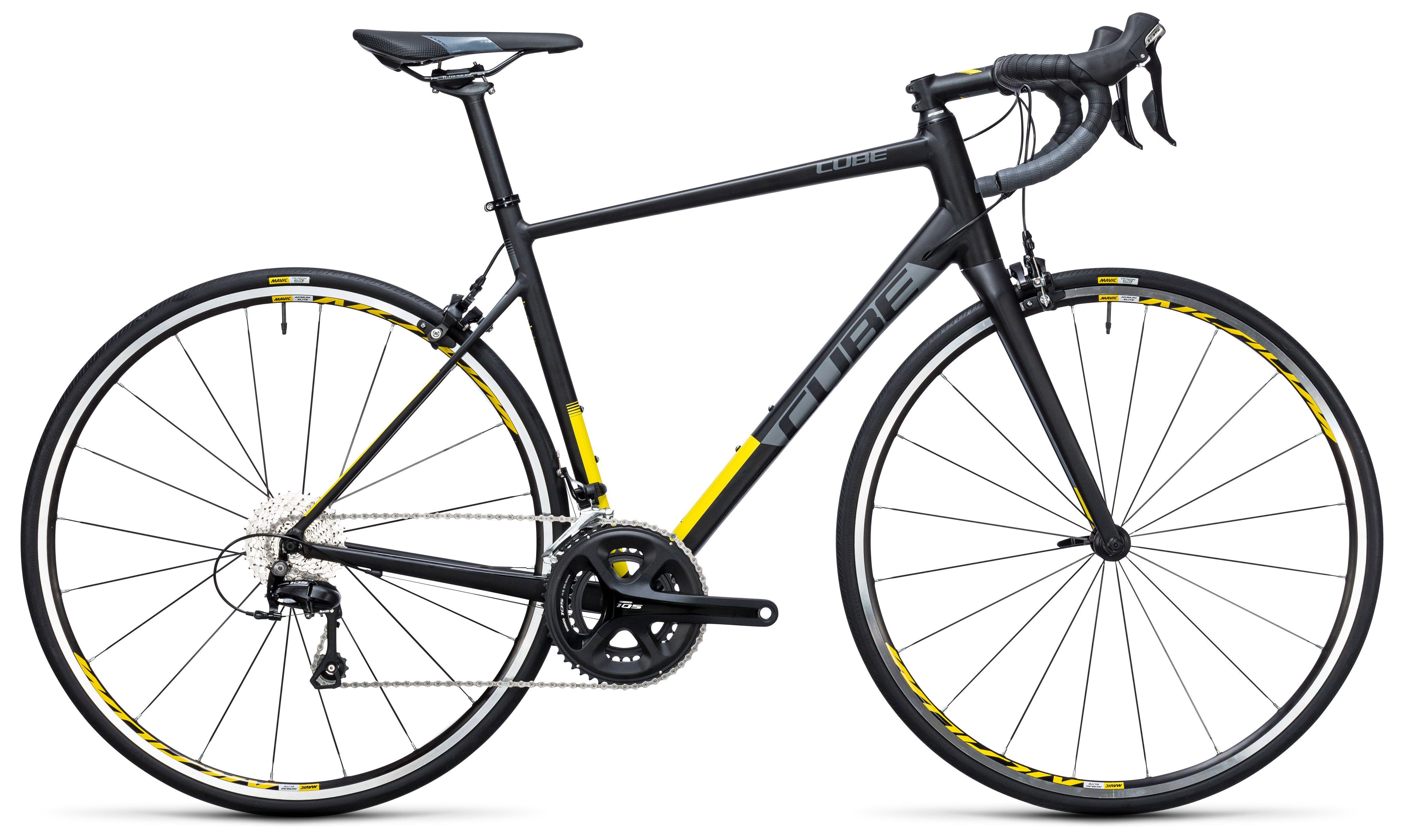 Велосипед Cube Attain SL 2017