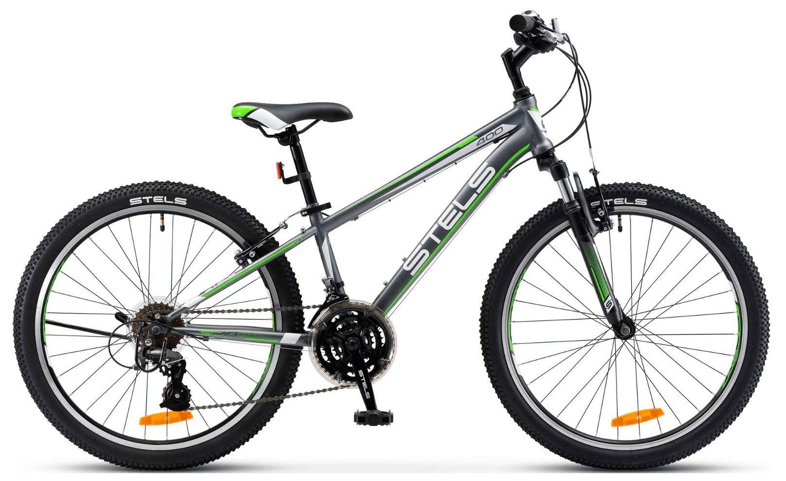 Велосипед Stels Navigator 400 V 24 (V031) 2018