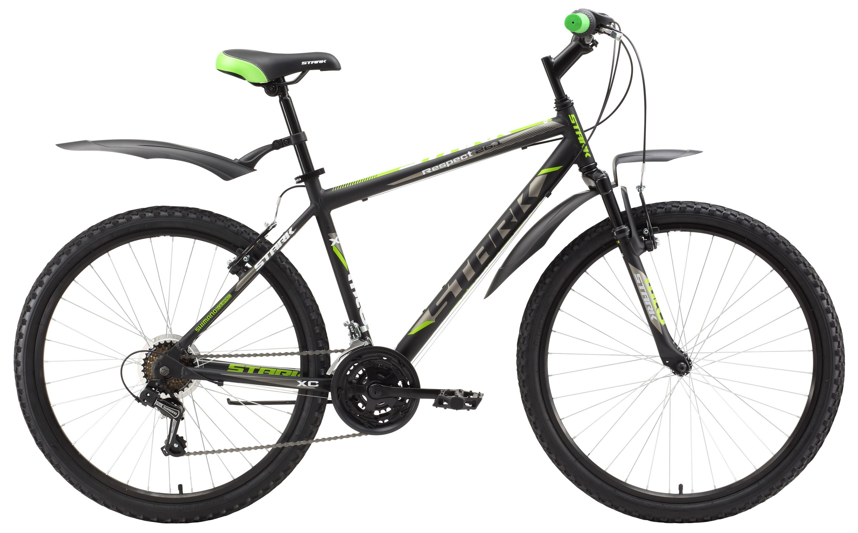 Велосипед Stark Respect 26.1 V 2017 велосипед stark armer 29 5 d 2018