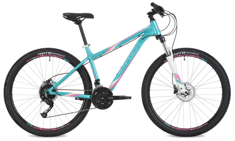 Велосипед Stinger Omega Std 27,5 2018 вилка apex forks zero std blue href