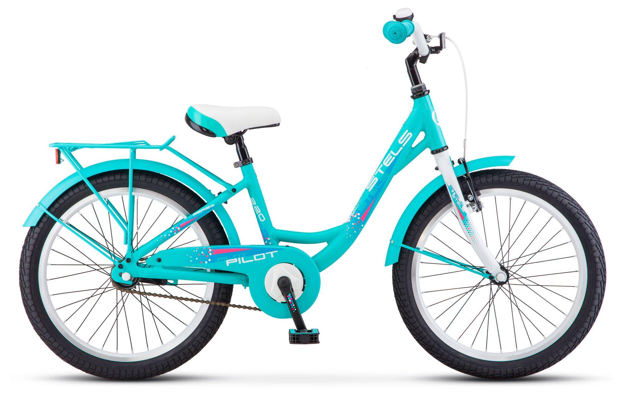 Велосипед Stels Pilot 220 Lady 20 (V010) 2018