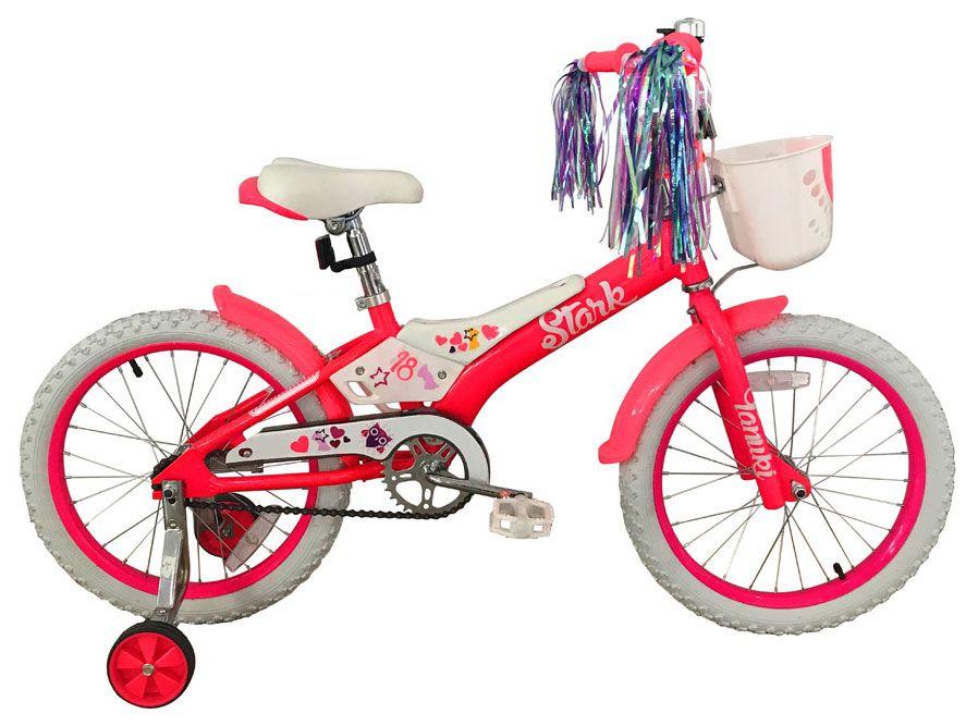 Велосипед Stark Tanuki 18 Girl 2018,  Детские  - артикул:292793