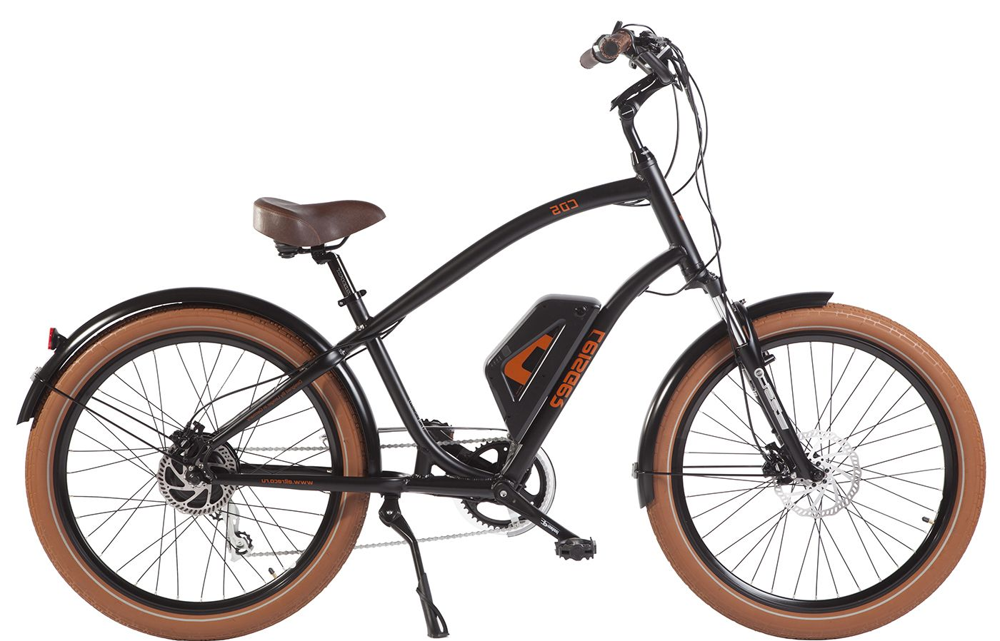 Велосипед Eltreco Leisger CD5 Cruiser 2016