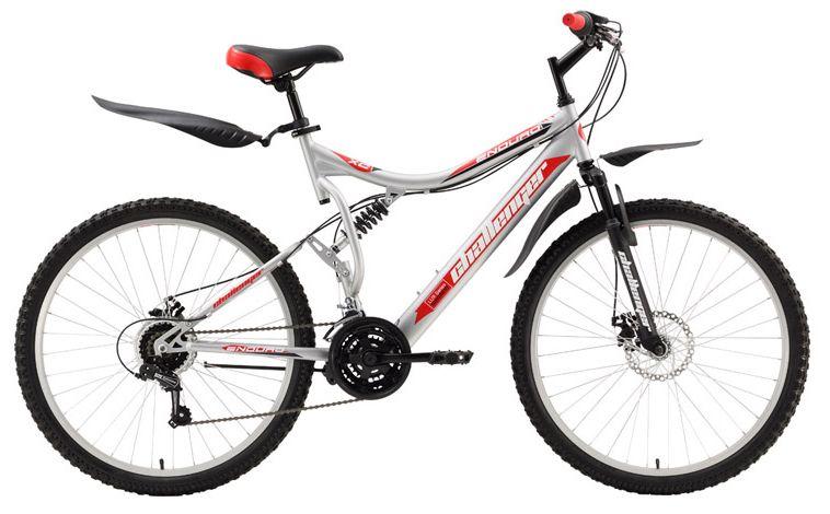 Велосипед Challanger Enduro Lux 2016