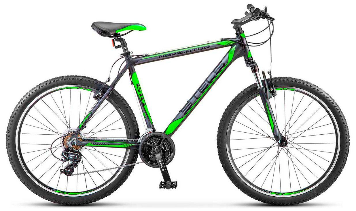 Велосипед Stels Navigator-610 V 27.5 (V030) 2017 велосипед stels navigator 150 3sp 2016
