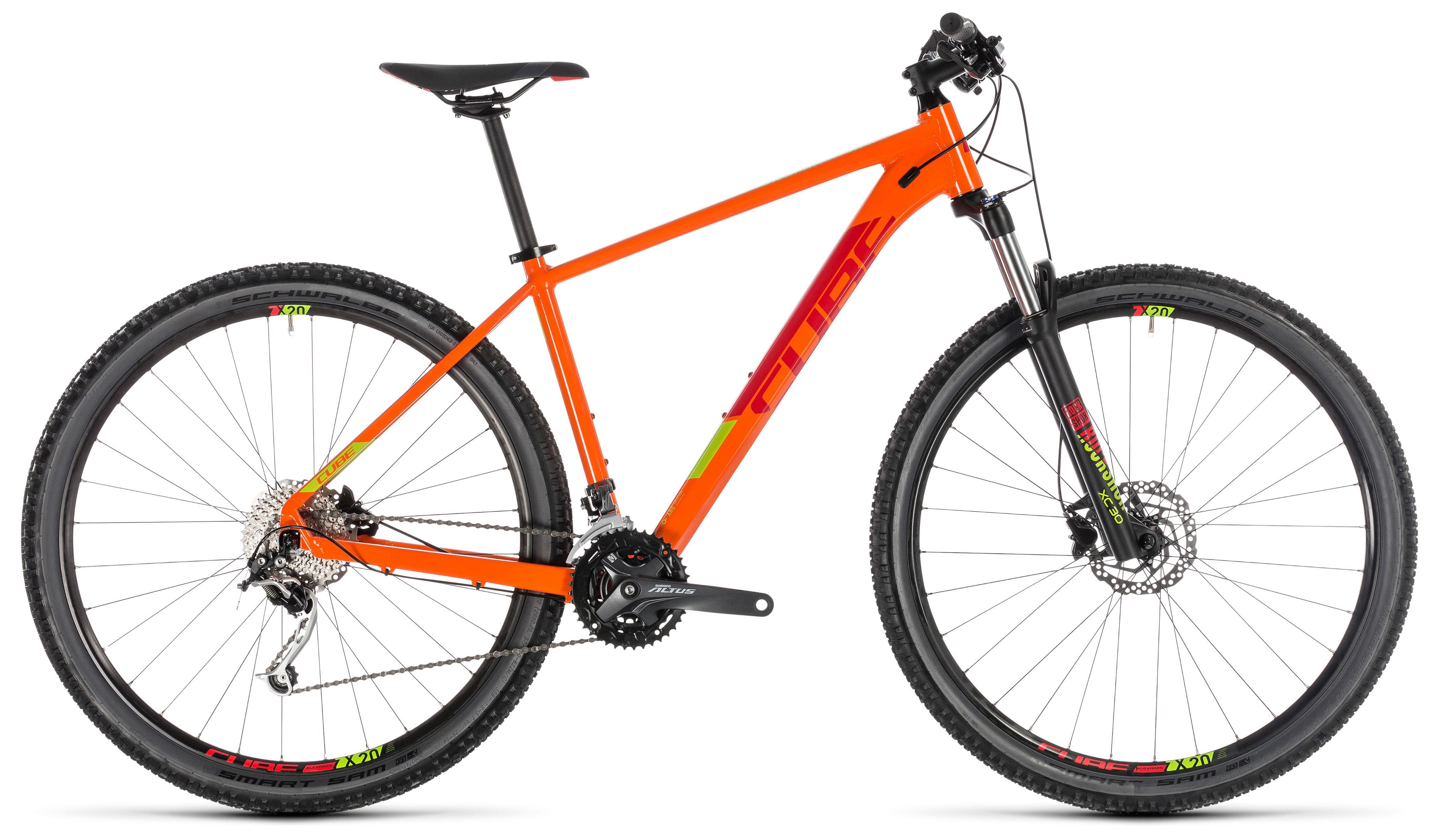 купить Велосипед Cube Analog 29 2019 недорого